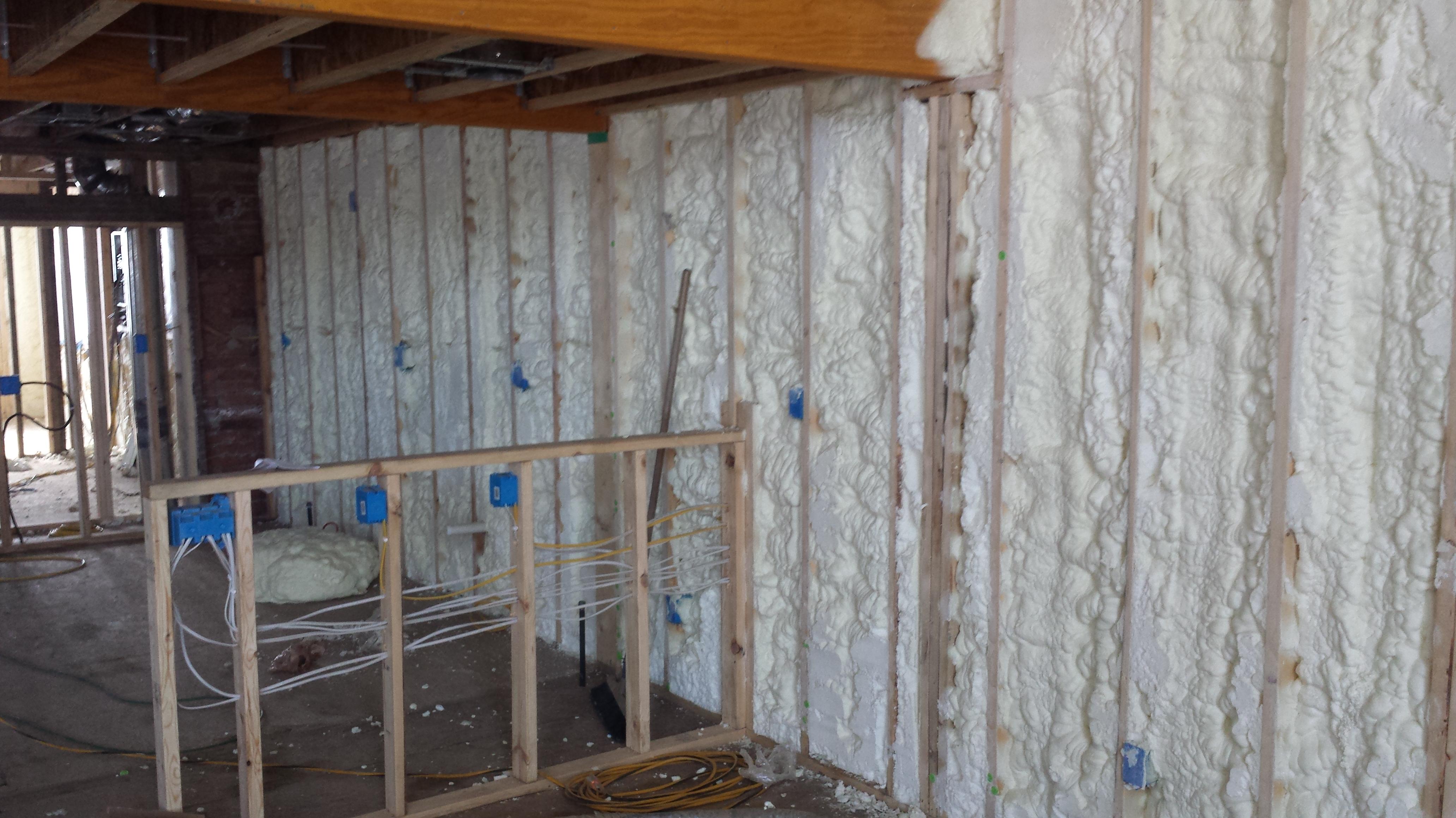 U S  Spray Foam Rentals: Projects | U S  Spray Foam Rentals